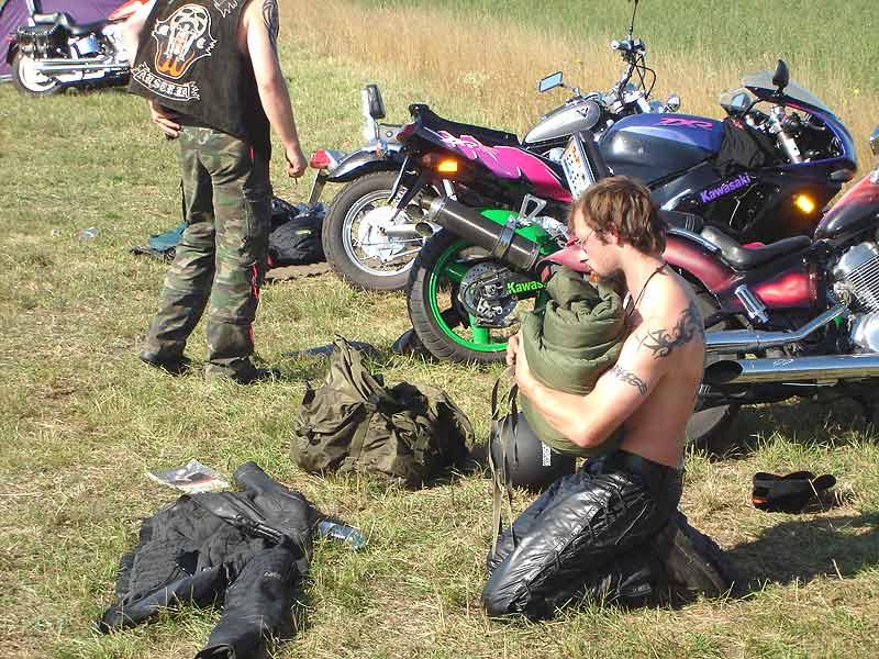 2006 Bikertreffen The Corps MC Austria
