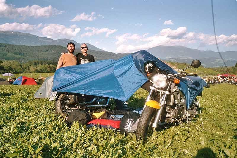 2004 Bikertreffen MC ROLLING SCULLS AUSTRIA