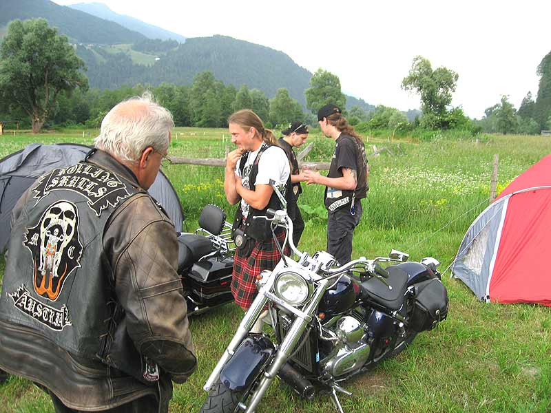 2007 Biker Treffen MC Nero Diavolo