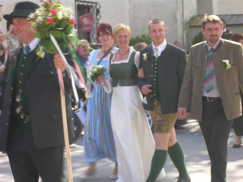 2008 Toms Hochzeit