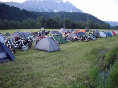 2008 PG-Riders Bikerfest