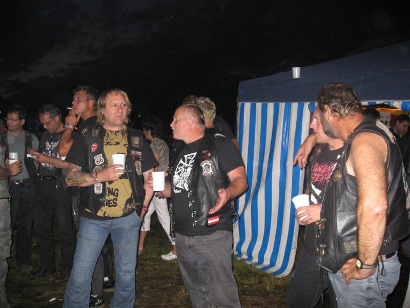 2008 Bikertreffen MC Rolling Skulls