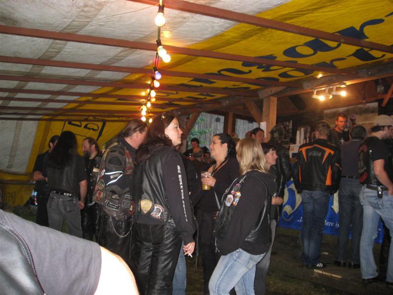 2008 Bikertreffen MC Number Three