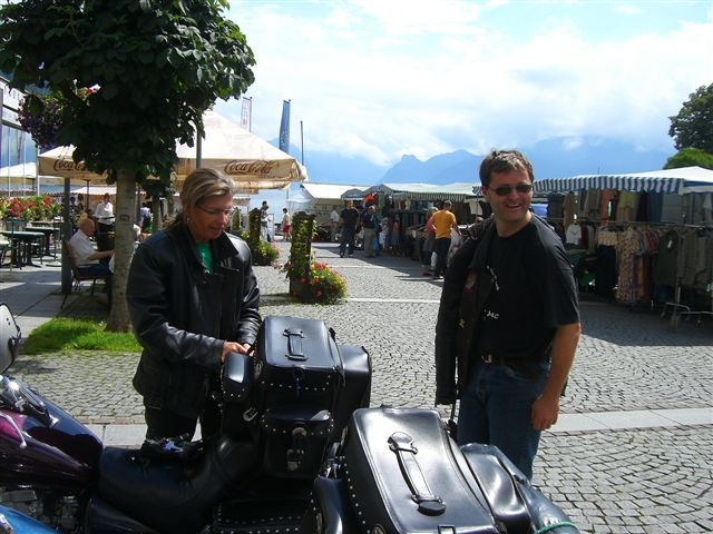 2008 Bikertreffen MC Die Raben