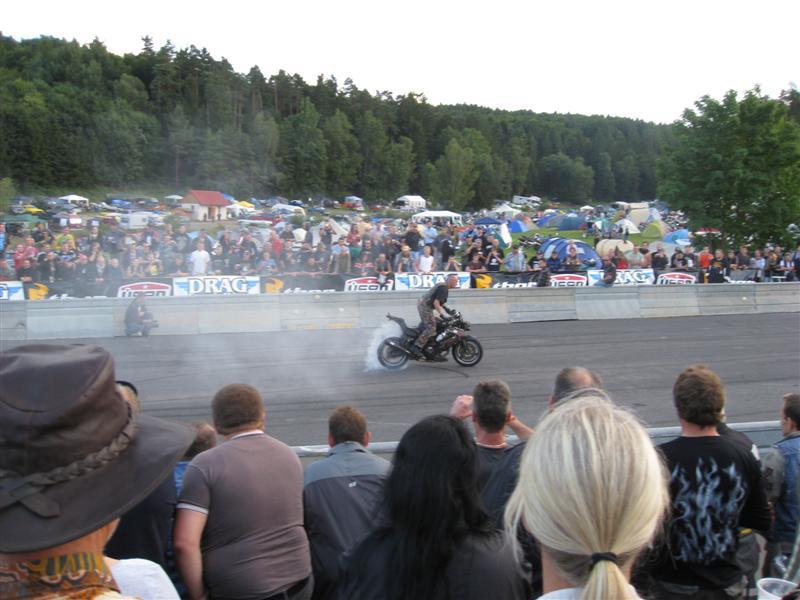 2008 Bike and Music Weekend Geiselwind  Deutschland