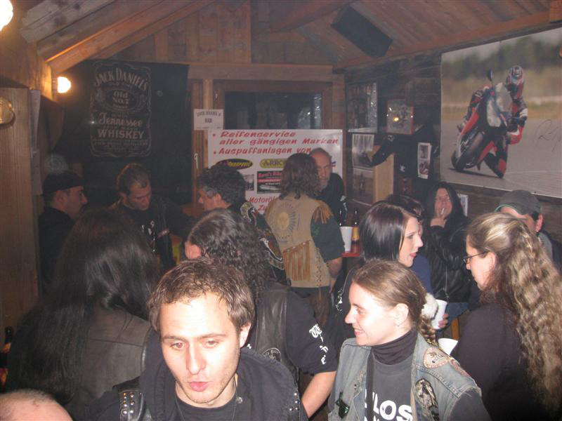 2008 St.Columban - Party MC Number Three