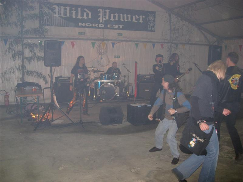 2008 Winter Party Wild Power  Porpetto Italien