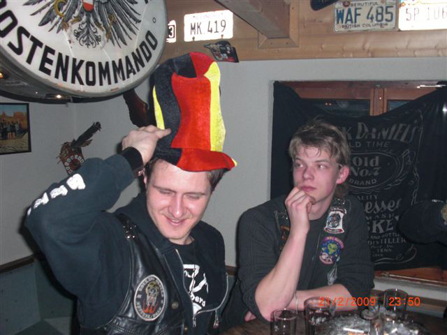 2009 Faschingsparty