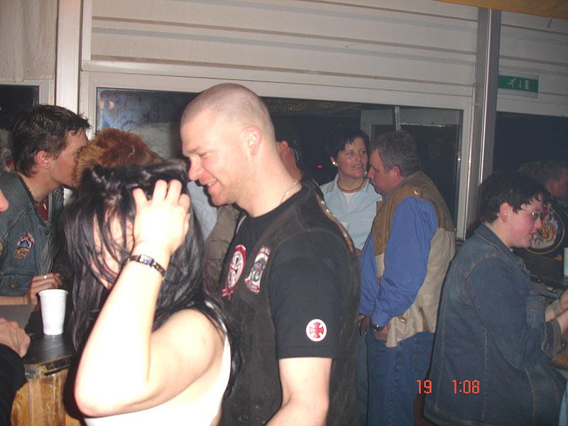 2005 Bikertreffen MC SMOKING WHEELS