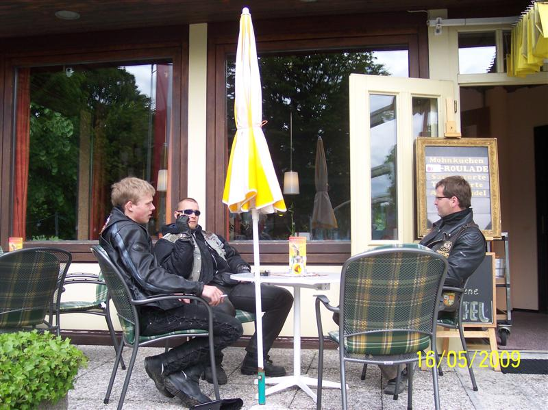 2009 Bikertreffen United Ratbikes MC Eberschwang 16.05.09