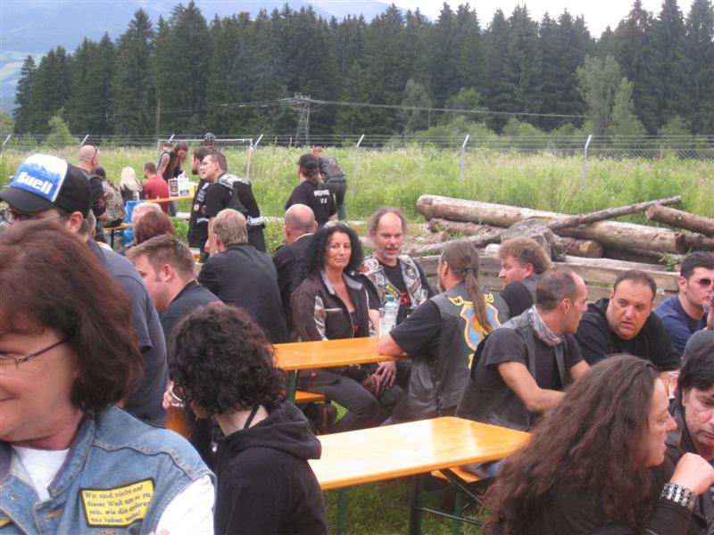 2009 Bikertreffen MC Rolling Skulls 27.06.09