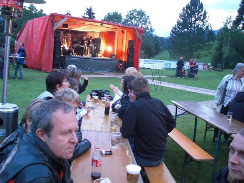 2009 Sommerfest Turbo Lenz,25.07.2009 Lengdorf