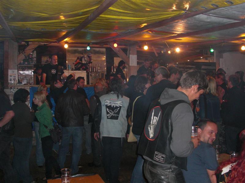 2009 Bikertreffen MC Number Three 31.07.-2.08.09