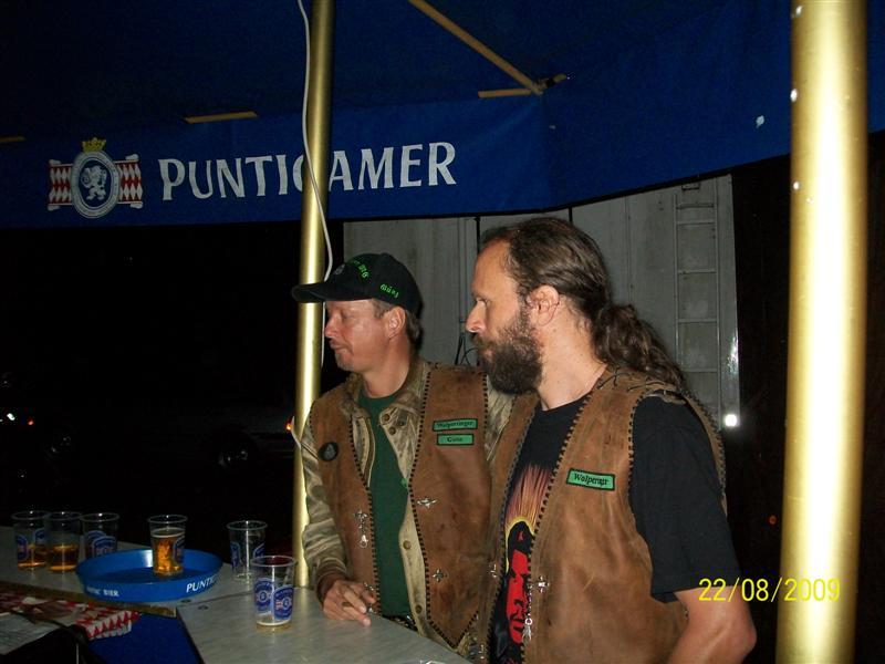 2009 Bikertreffen Mc Independent Free Riders 22.08.2009