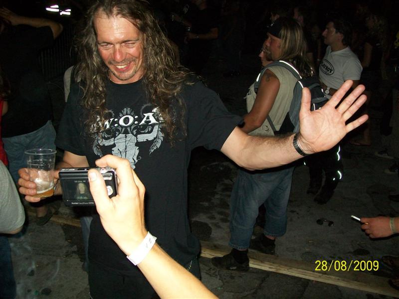 2009 Bikertreffen MC Twin Horn  Pula Kroatien 28.08.2009