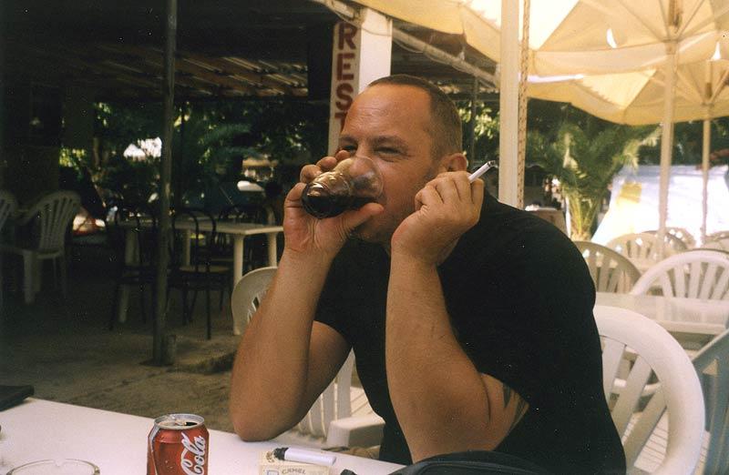 2003 Griechenland