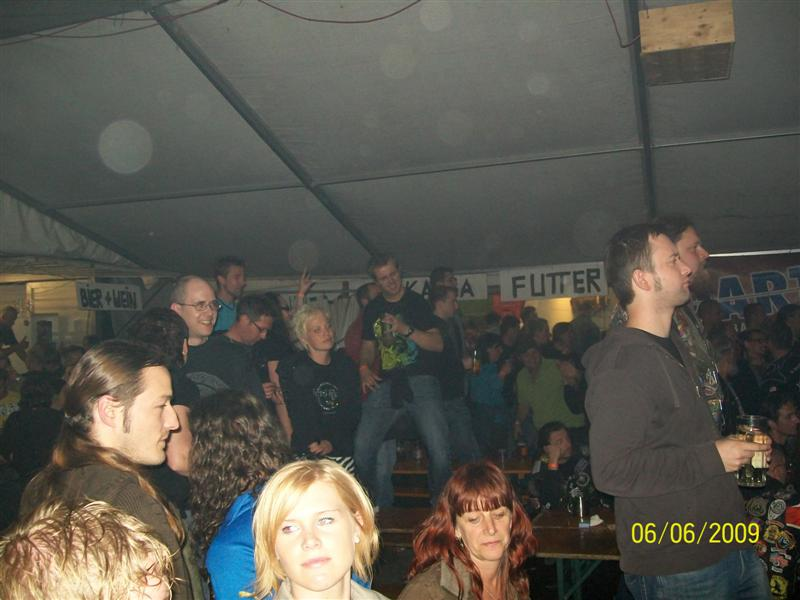 2009 Bikertreffen MCRiding Wolves 06.06.09