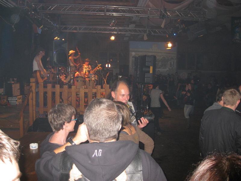 2009 Benefizkonzert GERRY Freizeithalle 17.10.2009
