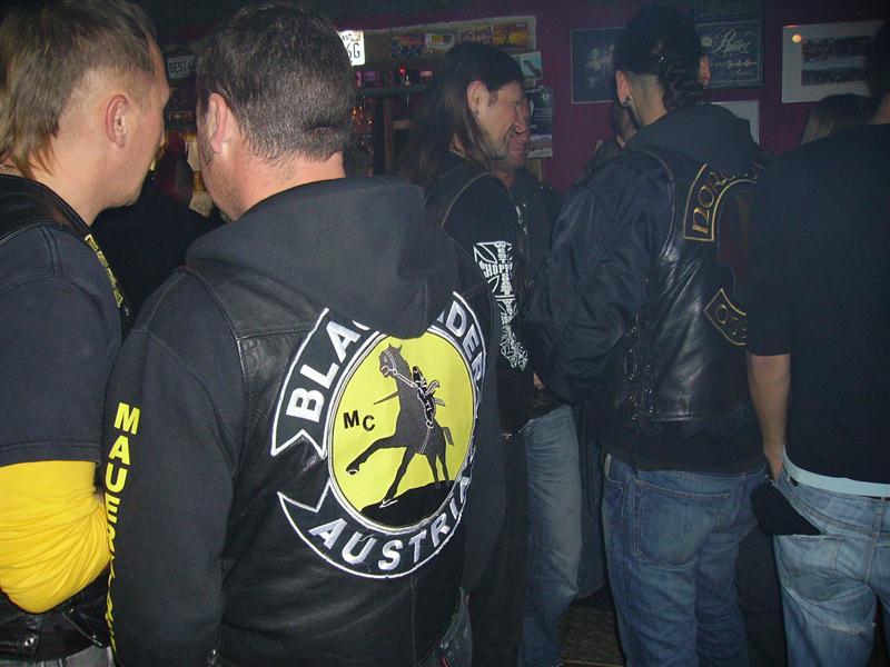 2009 Clubhauseröffnung MC Nordwald 5.12.2009