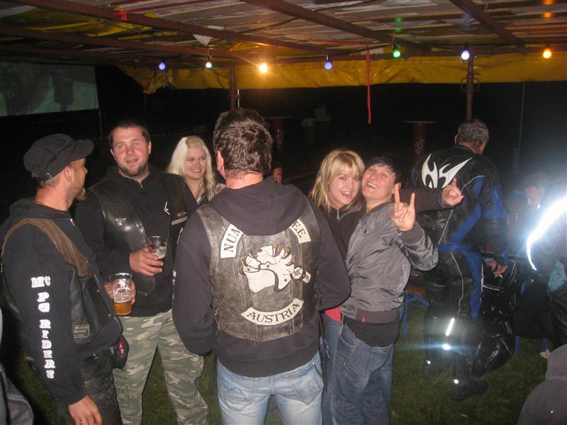 2010 Bikertreffen MC Number Three