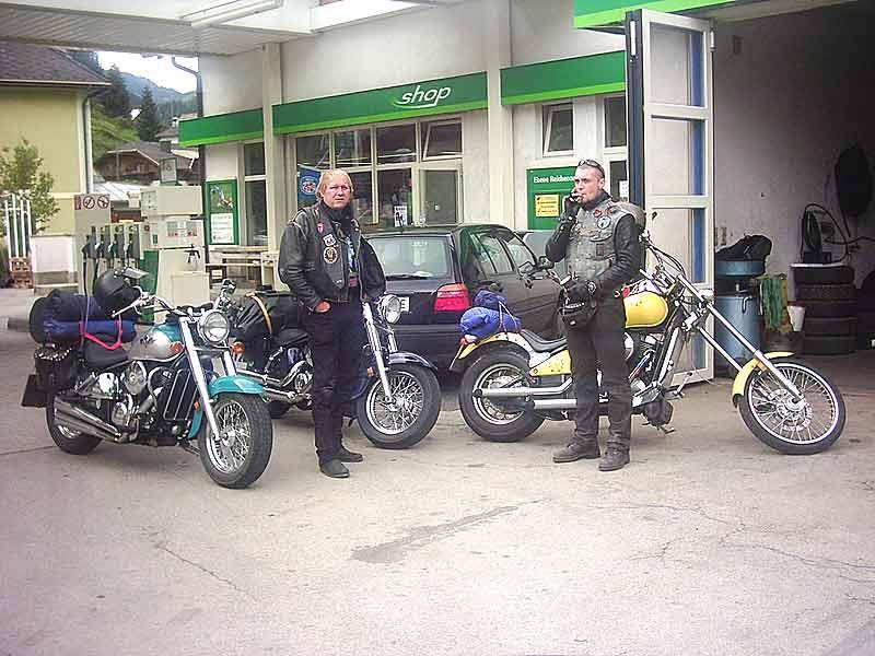 2004 Bikertreffen MRC PAGASUS KÄRNTEN 2004