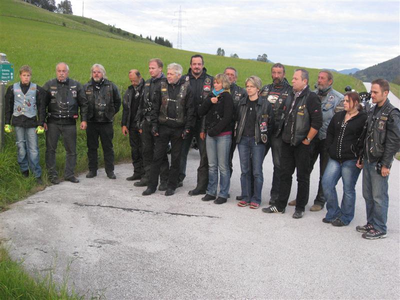 2010 Jahrestag Gerry 2.09. 2010