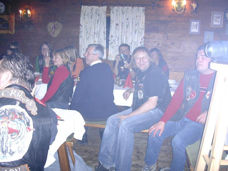 2004 Weihnachtsfeier