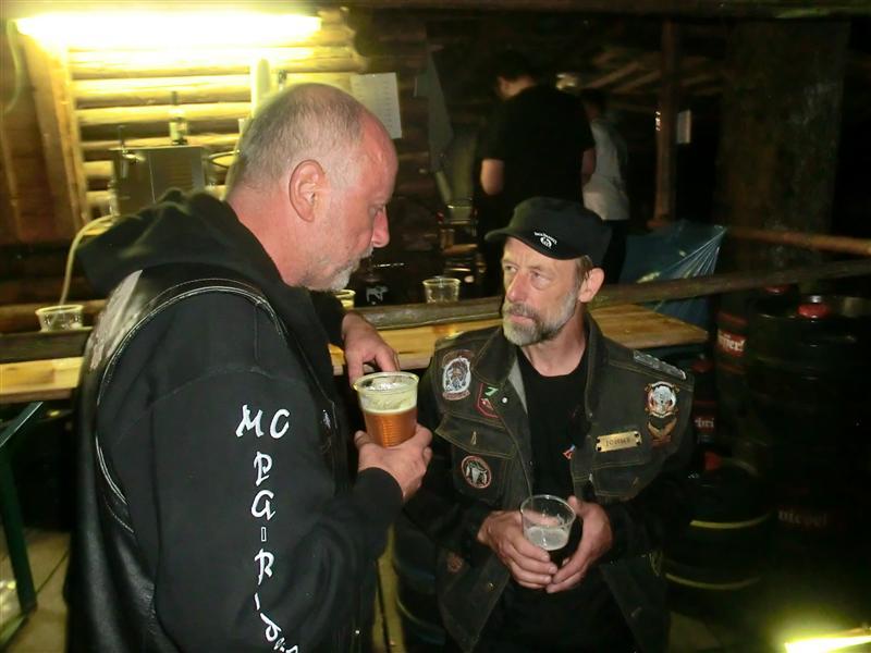 2012 Clubausfahrt Lucky Riders 18.08.12