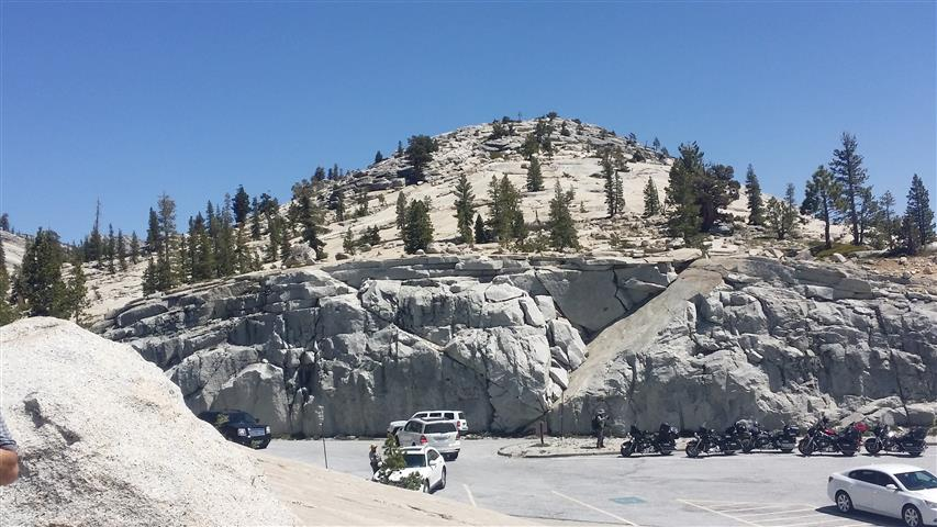 2014 USA Trip  Yosemite Park