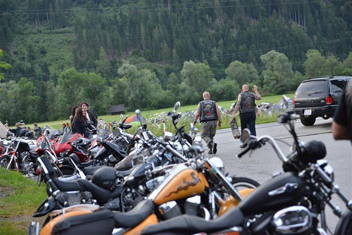 2014 Bikerfest MC PG Riders 4 - 6 Juli 2014