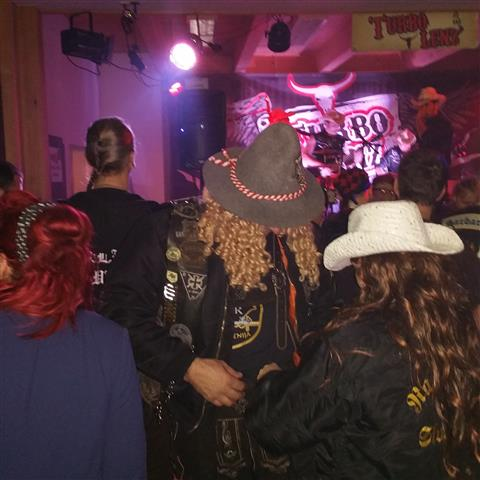 2015 Pg Riders Faschingsparty 2015