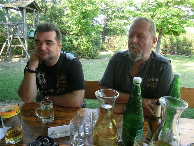 2015 Clubausfahrt Podersdorf 22.08.15