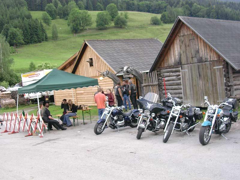 2005 Biker Fest  PG-Riders MC Sommerfest