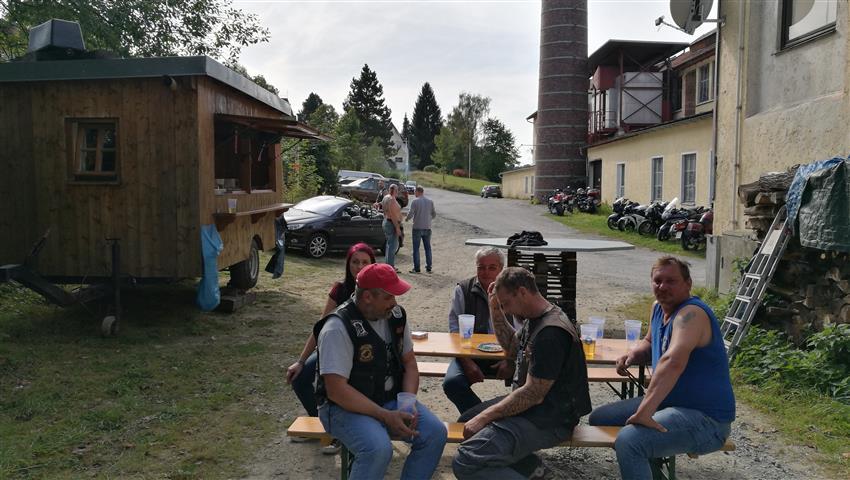 2016 Oktober  Lucky Riders Bayern