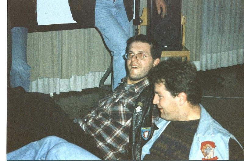 1998 Weihnachtsfeier