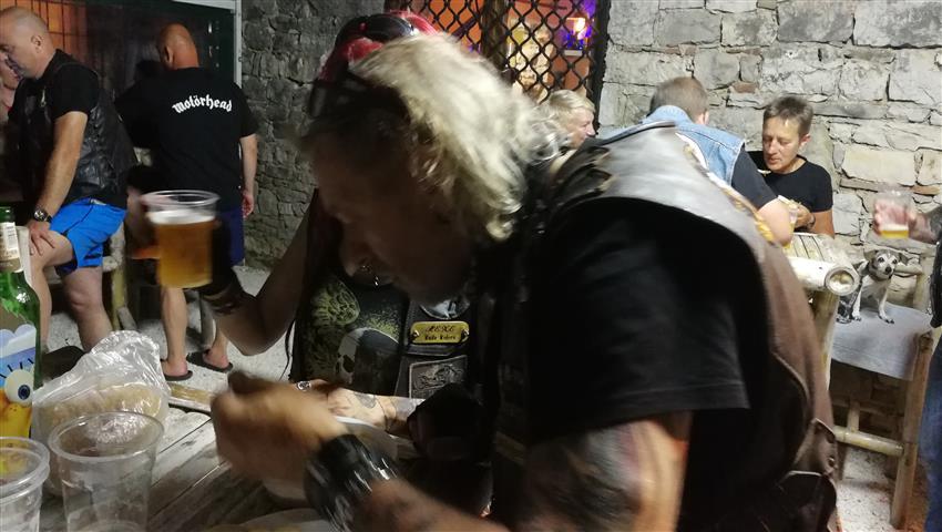 2018 MK Highländer Kroatien 1 & 2 Juni 2018