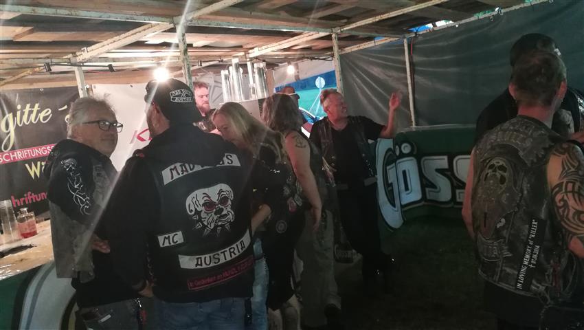 2018 PG Bikerfest