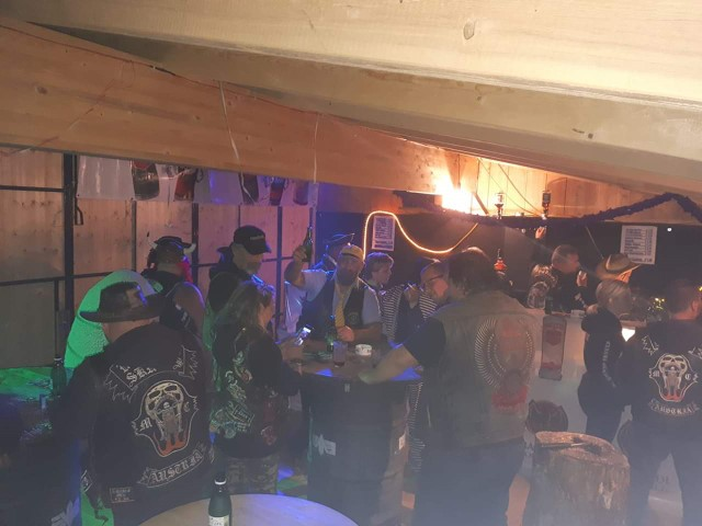 2019 Faschingsparty