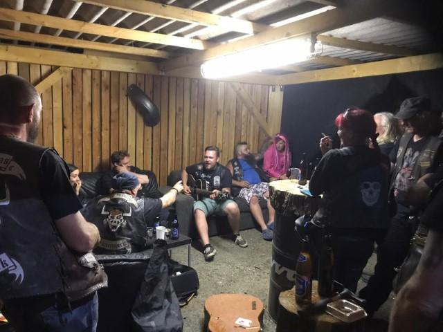 2020  11 - 14.06 2020  Clubausfahrt zu den Mc Aimless Gmünd,MC Kiowas Kaindorf,MC Rolling Skulls Spital