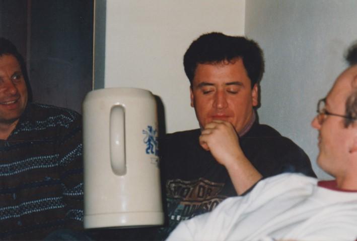1995 Jahreshauptversammlung Diele