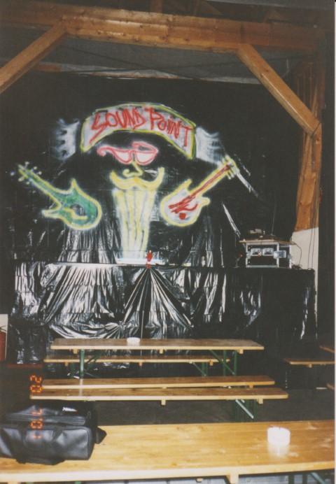 2001 PG Fest in der Halle