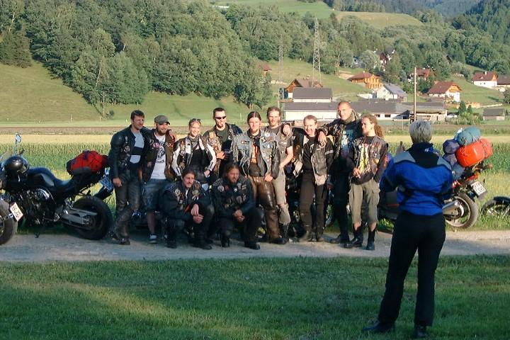 2003 21.06. PG Bikerfest am Teich