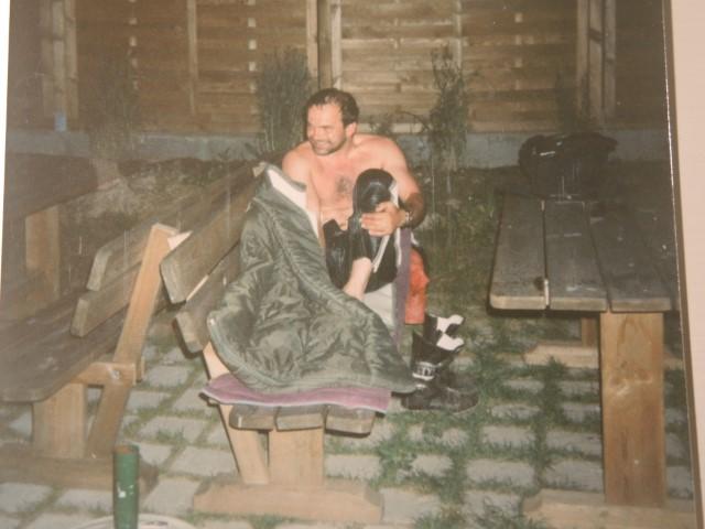 1995 1 Clubhaus Troadkasten Bill