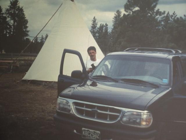 1996 Sturgis USA