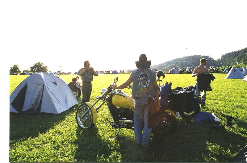 2001 Biker Treffen ST. Oswald
