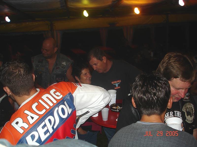 2005 Biker Treffen MC Number Three