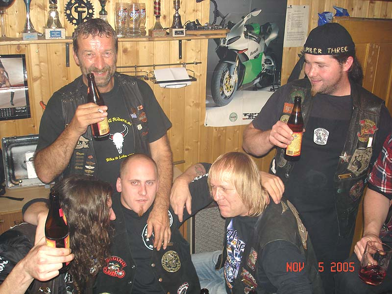 2005 St. Colomban Party MC Number Three