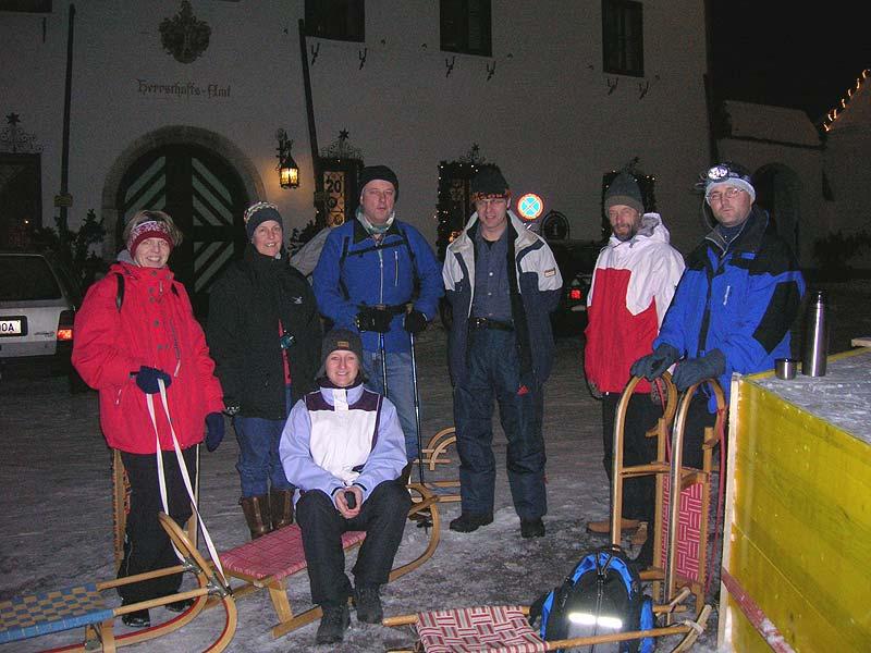 2005 PG-Riders beim