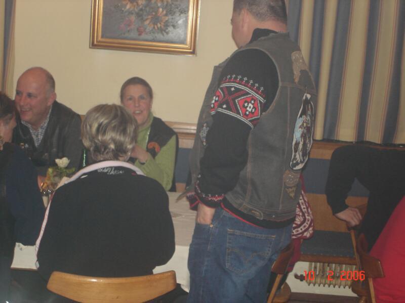 2006 Eisstockschießen MC PG Riders gegen MCC Niederöblarn