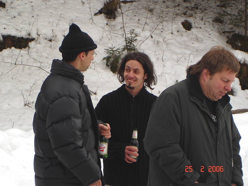 2006 Eisstock Turnier Fasching